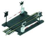 Hornby Rozšíření trati - Single Track Level Crossing