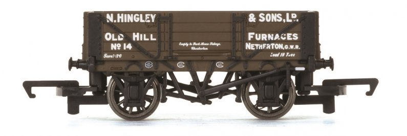 Hornby Vagón nákladní - 4 Plank Wagon 'Hingley & Sons Ltd'