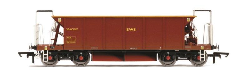 Hornby Vagón nákladní - EWS YGB (Seacow) Wagon
