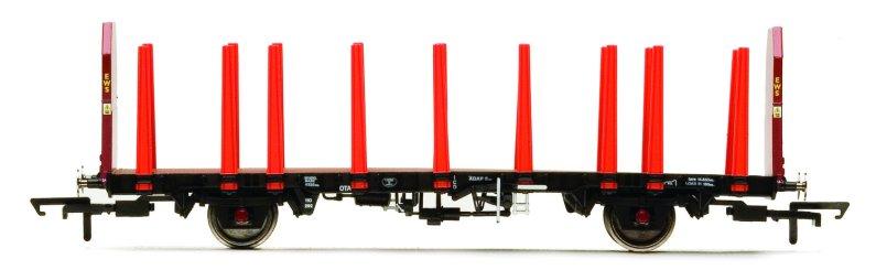 Hornby Vagón nákladní - OTA Timber Wagon Tapered Stanchions