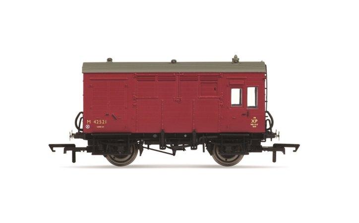 Hornby Vagón nákladní - BR (ex-LMS) Horse Box