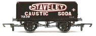 Hornby Vagón nákladní - 7 Plank Wagon 'Staveley'