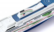 SIKU  Tallink Megastar trajekt