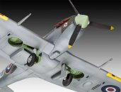 Revell Plastikový model letadla Supermarine Spitfire Mk. Vb
