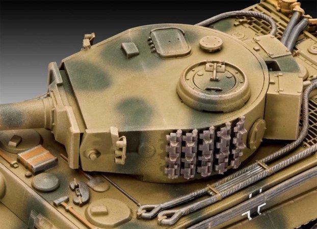 Revell Plastikový model tanku PzKpfw VI Ausf. H Tiger