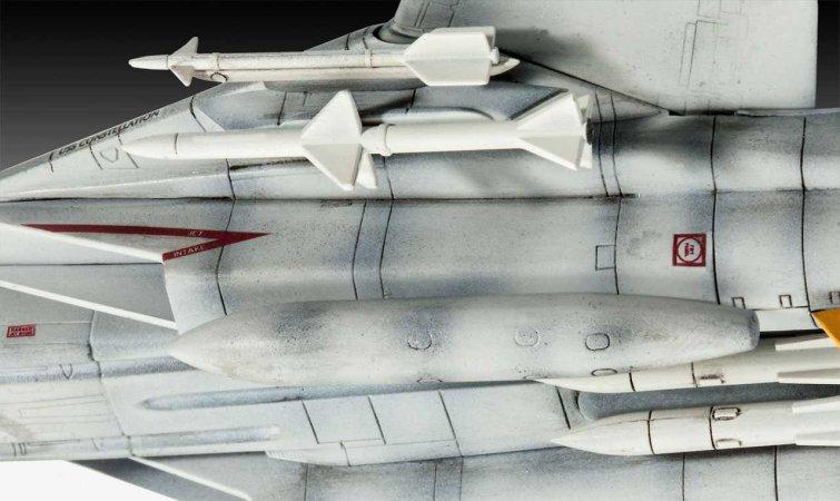 Revell ModelSet - Plastikový model letadla F-14D Super Tomcat