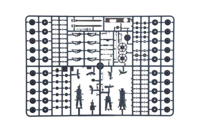 Italeri Model Kit World of Tanks - Panzer IV