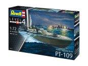 Revell Plastikový model lodě Patrol Torpedo Boat PT-109