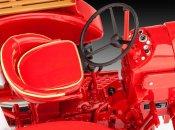 Revell EasyClick - Plastikový model traktoru Porsche Diesel Junior 108