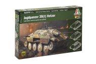 Italeri Wargames tank 15767 - Jagdpanzer 38(t) Hetzer