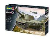 Revell Plastic ModelKit houfnice - M109 US Army