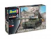Revell Plastikový model tanku Soviet Heavy Tank IS-2
