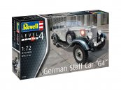"Revell Plastic ModelKit auto - German Staff Car ""G4"""