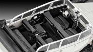"Revell Plastic ModelKit auto - German Staff Car ""G4"""