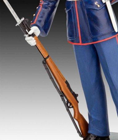 Revell Plastic ModelKit figurka - US Marine