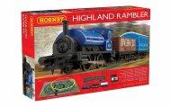 Hornby Modelová železnice analogová - The Highland Rambler Train Set
