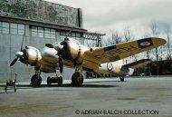 Revell Plastikový model letadla Bristol Beaufighter TF. X