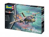 Revell Plastikový model letadla OV-10A Bronco