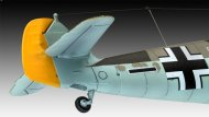 Revell Plastikový model letadla Messerschmitt Bf109 F-2
