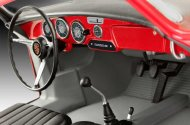 Revell EasyClick - Plastikový model auta Porsche 356 B Coupe