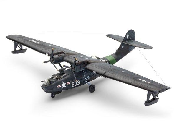 Revell Plastikový model letadla PBY-5a Catalina