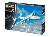 Revell Plastikový model letadla Antonov An-225 Mrija