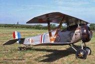 Revell Plastikový model letadla Nieuport 17