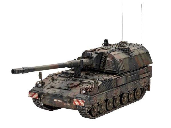 Revell Plastikový model tanku Panzerhaubitze 2000