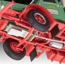 Revell Plastikový model kamionu Büssing 8000 S 13