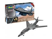 Revell Plastikový model letadla Limited Edition B-1B Lancer (Platinum Edition)