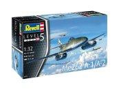 Revell Plastikový model letadla Me262 A-1 Jetfighter