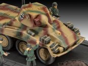 Revell Plastikový model military Sd.Kfz. 234/2 Puma