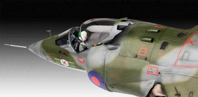 Revell Gift-Set - Plastikový model letadla Harrier GR.1
