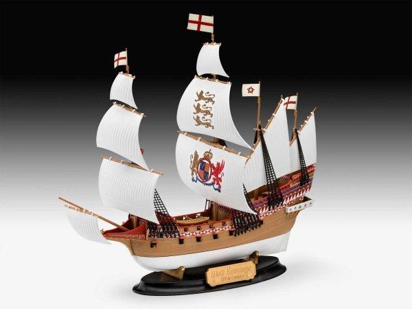 Revell EasyClick - Plastikový model plachetnice HMS Revenge