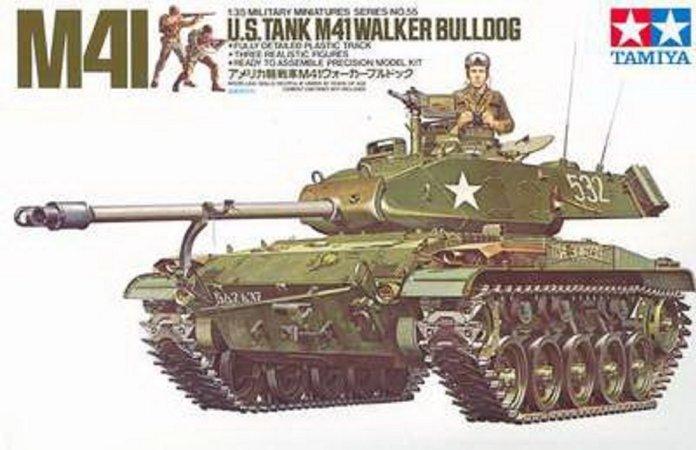 Tamiya M41 Walker Bulldog - Výprodej