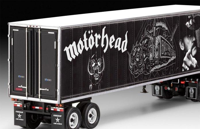 """Revell Gift-Set - Plastikový model Truck - """"Motörhead"""" Tour Truck"""