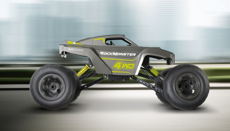 Revell RC auto ROCK MONSTER
